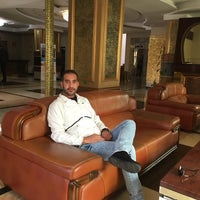 Photo taken at Safran Hotel Baku by Amin S. on 4/25/2017
