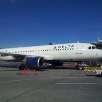 Photo taken at Terminal C by Joe M. on 10/1/2012