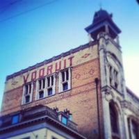 Photo taken at Vooruit by Harm J. on 2/6/2013