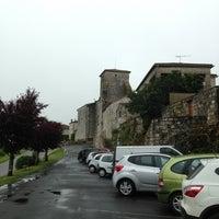 Photo taken at Pujols-le-Haut by Martijn R. on 6/18/2013