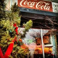Photo taken at Tom's Restaurant by Jane W. on 1/13/2013