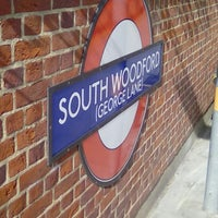 Photo taken at South Woodford London Underground Station by Dayne G. on 3/7/2017