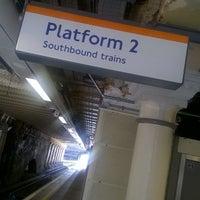 Photo taken at Platform 2 by Dayne G. on 4/30/2015