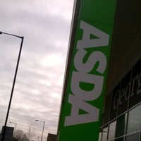 Photo taken at Asda by Dayne G. on 4/2/2015
