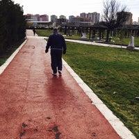 Photo taken at çoban çeşmesi yürüyüş parkuru by ayşe d. on 3/10/2015
