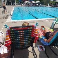 Photo taken at Mays Chapel Swim Club by Jennifer K. on 8/10/2017