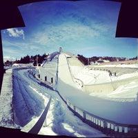 Das Foto wurde bei Holmenkollbakken von Andreas S. am 3/2/2013 aufgenommen