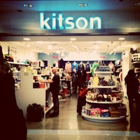 Photo taken at Kitson by noonehere on 1/25/2013