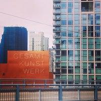Photo taken at Gesamtkunstwerk by noonehere on 4/7/2014