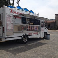 Photo taken at Tacos Garcia by Beth W. on 7/22/2013