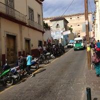 Photo taken at Mercado de Los Hippies Quetzalcoatl by Jesus O. on 1/13/2013