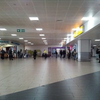 Photo taken at Glasgow Airport (GLA) by Disturbia W. on 2/15/2013