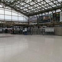 Photo taken at Aberdeen Railway Station (ABD) by Disturbia W. on 3/31/2013