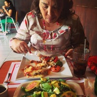 Photo taken at Red Grill by Josue A. on 1/6/2013