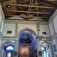 Photo taken at Duomo Palmanova by Eugenio T. on 3/9/2014