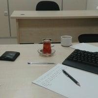 Photo taken at OMÜ Rektörlük Öğrenci Konseyi Başkanlığı by Abdullah Y. on 11/14/2014