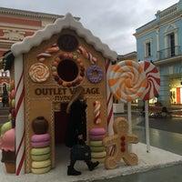 Снимок сделан в Outlet Village Pulkovo пользователем Karina 💕 C. 12/26/2016
