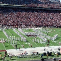 Photo taken at Williams-Brice Stadium by Kevin S. on 11/10/2012
