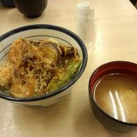 Photo taken at 天丼てんや 新津田沼店 by Yuia on 6/23/2015