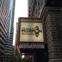Снимок сделан в CIBC Theatre пользователем Jim K. 6/1/2013