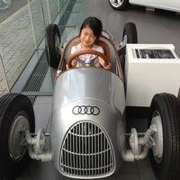 Photo taken at Audi Japan by Atsu Y. on 6/16/2013