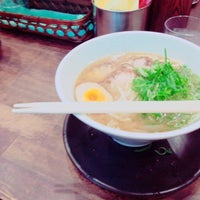 Photo taken at らーめん川藤屋 銀閣寺店 by れな on 7/4/2015