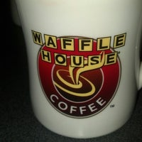 Photo taken at Waffle House by Melissa F. on 2/23/2013
