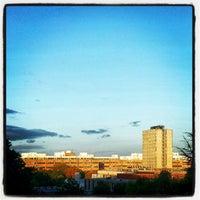 Снимок сделан в University of Nottingham пользователем Mark 👻 W. 9/29/2012