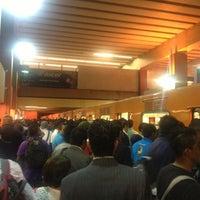 Photo taken at Metro Tacubaya by Sergio on 6/19/2013
