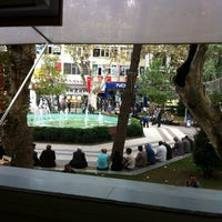 Photo taken at Park Büfe by Osman O. on 10/30/2012