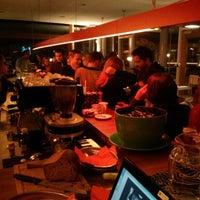 Das Foto wurde bei wartsaal | kaffee bar bücher von Aldo G. am 2/4/2013 aufgenommen