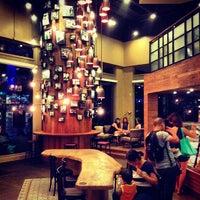 Photo taken at Starbucks Coffee by Estan l. on 5/11/2013