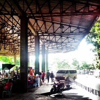 Photo taken at Dao Integrated Bus Terminal by Estan l. on 5/19/2014