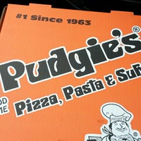 Photo taken at Pudgies Pizza by Shawn H. on 11/14/2014