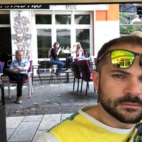 Photo taken at Caffe bar Giardino by Ivan K. on 5/7/2016