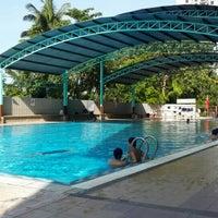 Photo taken at ASRC Swimming pool by Hidayat A. on 9/1/2016