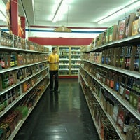 Photo taken at Galco's Soda Pop Stop by Jian on 10/31/2012