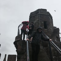 Photo taken at Linlithgow Palace by Em on 7/9/2017
