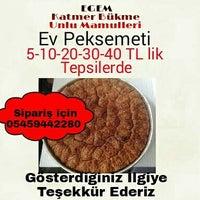 Photo taken at Egem Tost Hamburger by TC Barış B. on 1/19/2016