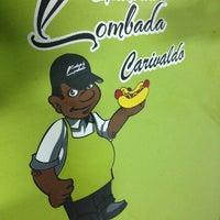 Photo taken at Lanchonete da Lombada Carivaldo by Felipe B. on 7/17/2013