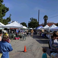Photo taken at West LA Farmers Market by Iurii O. on 11/6/2016