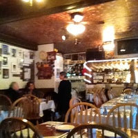 Photo taken at Rosa's Cucina Italiana by Ron G. on 1/27/2013
