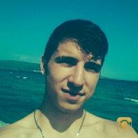 Photo taken at karapinar plaj by Yasin S. on 6/13/2015