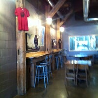 Photo taken at Ore Dock Brewing Company by Donna on 10/9/2012
