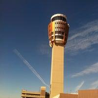 Photo taken at Phoenix Sky Harbor International Airport (PHX) by Jeff O. on 10/7/2012