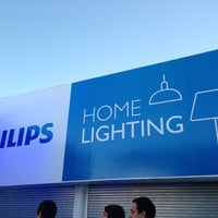 Photo taken at Philips Home Lighting by Anabella M. on 11/28/2013