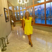 Снимок сделан в Suhan360 Hotel & Spa пользователем Ebru S. 8/18/2017