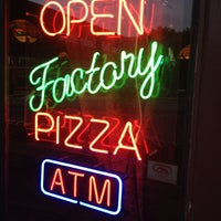 Photo taken at The Factory Pizzaria by Sterling M. on 7/5/2013