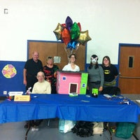 Photo taken at Kosciusko Community Center by Amy S. on 11/1/2012