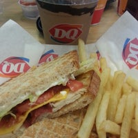 Photo taken at DQ Grill / Dairy Queen by Dona C. on 1/11/2013